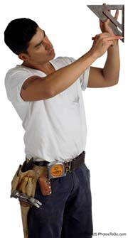 A man working; Size=180 pixels wide